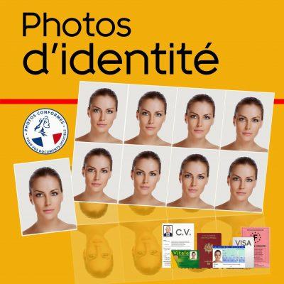 photo d'identité aux normes